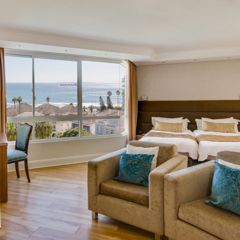 Bantry Bay Hotel Room with Sea View