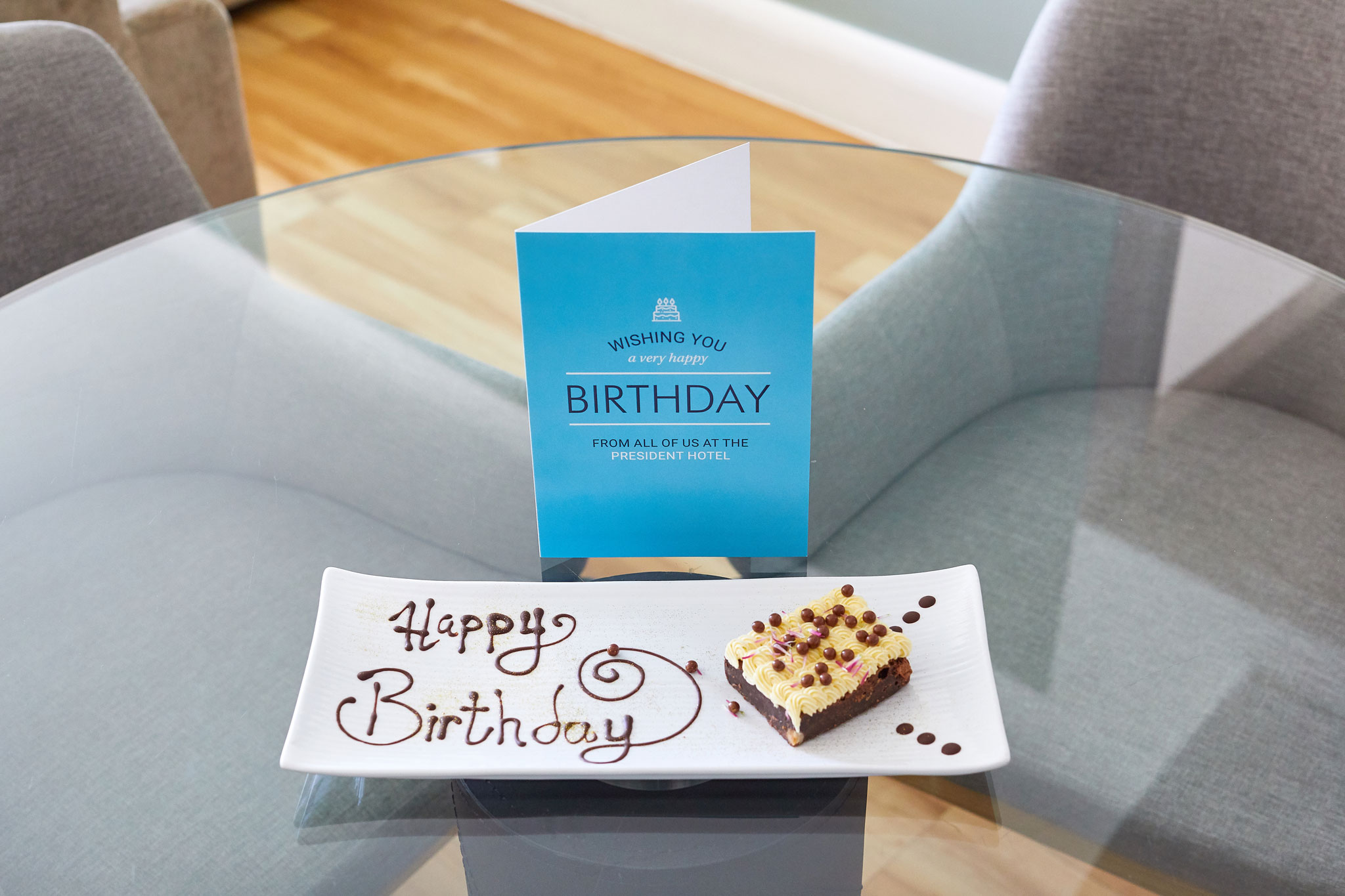 Special Occasions – Birthday Packages