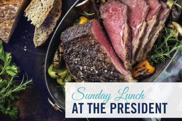 Sunday Lunch at the President Hotel Cape Town