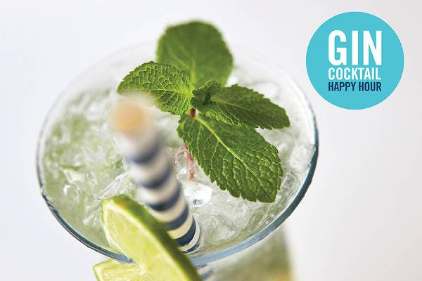 Gin Cocktail Special at The President Hotel Cape Town