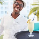 Cocktails at The President Hotel Capetown