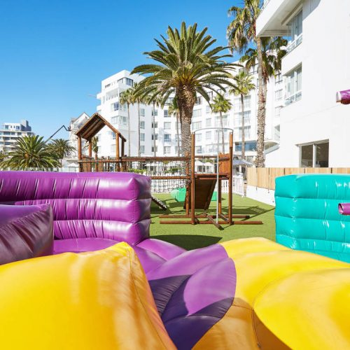Kids Play Area Capetown Hotel