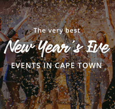 NYE Events Cape Town