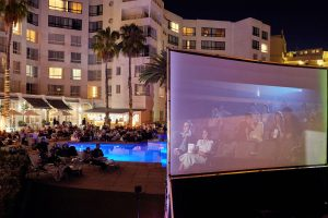 Open Air Movies Bantry Bay