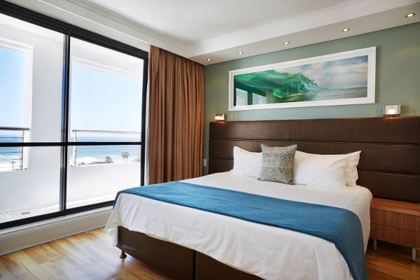 Cape Town Hotel with sea view