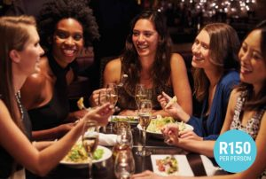 Ladies Night Cape Town, Wine Dine Cape Town