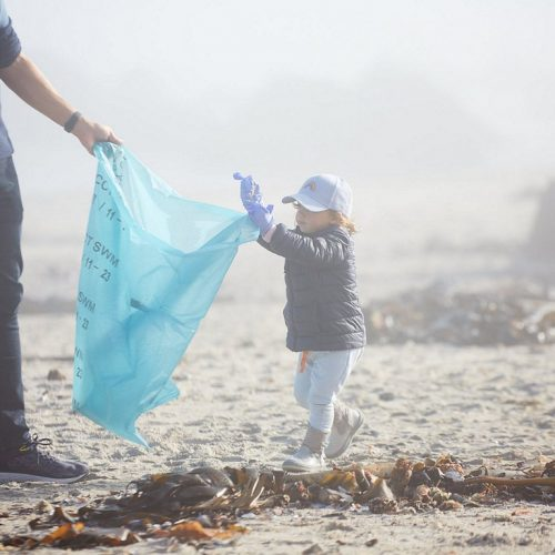 21st Beach Clean Up Day President Hotel Bantry Bay3