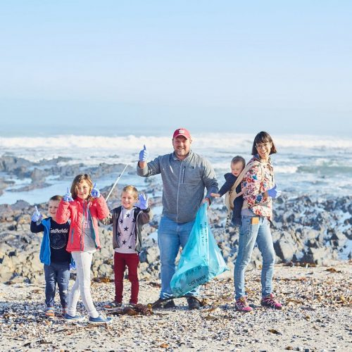 21st Beach Clean Up Day President Hotel Bantry Bay44