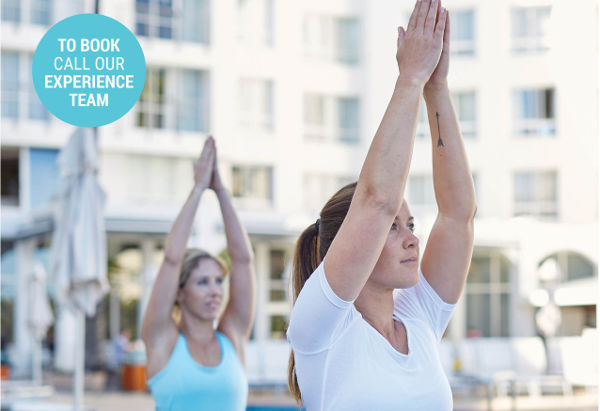 Join Us For Your Free Daily Yoga Fix