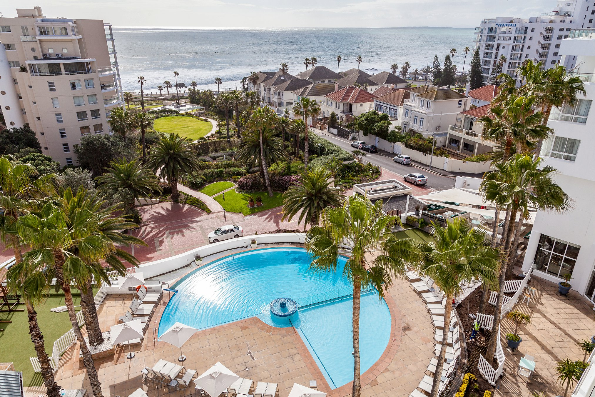 Linger Longer at The Pool with Overnight Stay, Breakfast and Late Check-Out