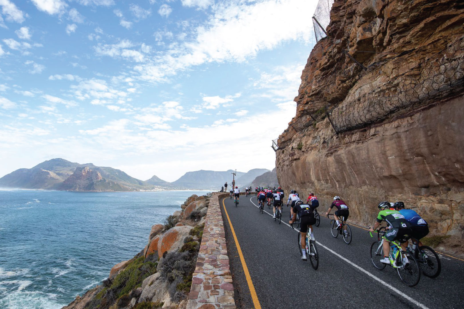 Cape Town Cycle Race